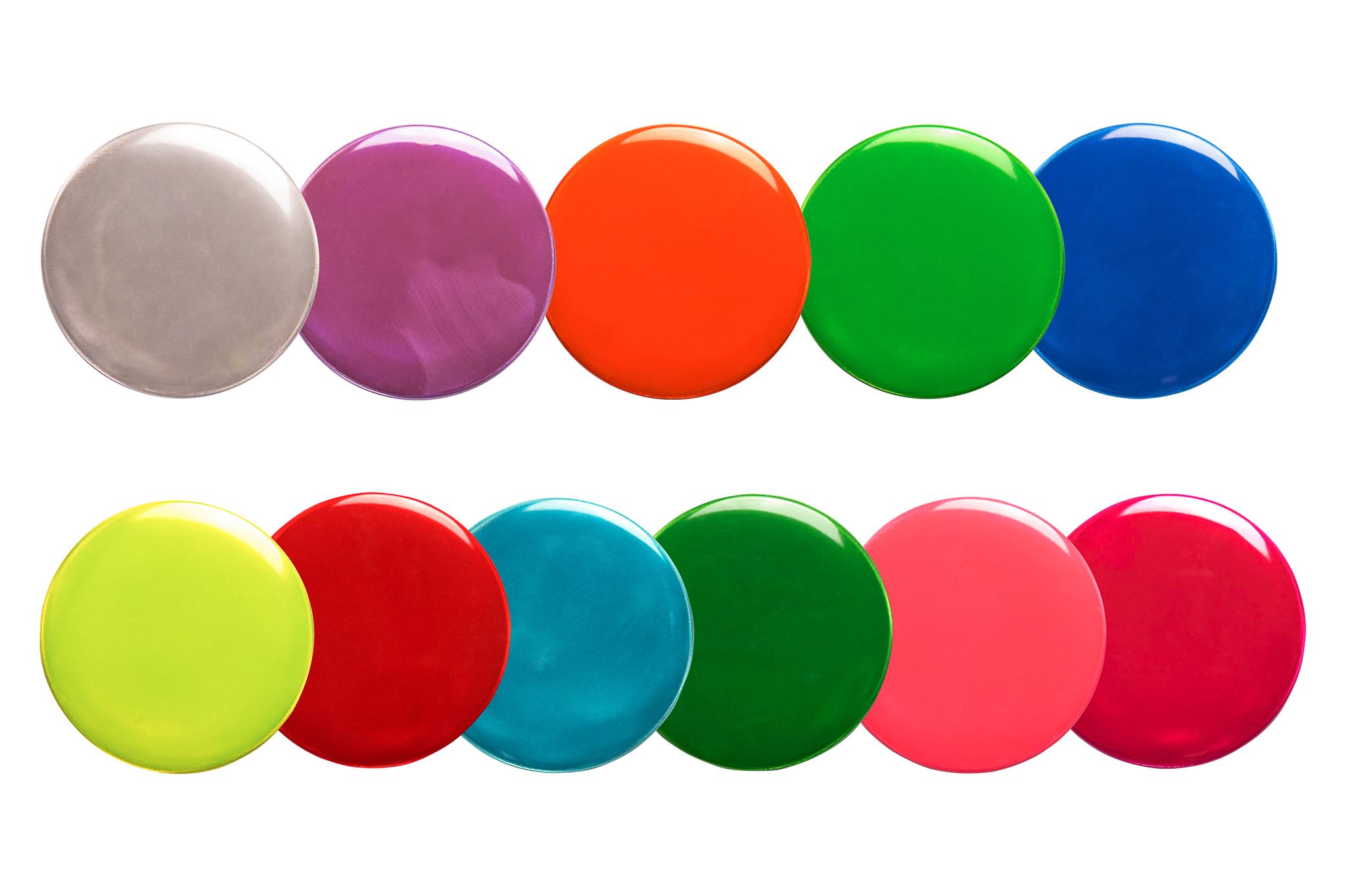 kolorowe zapinki